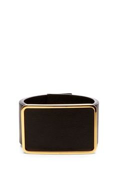 Shop Leather Cuff by Marni Now Available on Moda Operandi