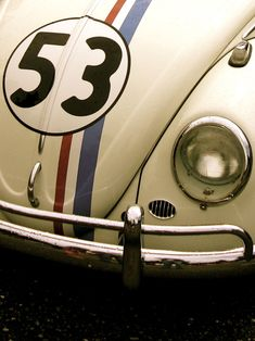 Herbie the Love Bug | 53 Disney movies with Dean Jones, Buddy Hackett and Michelle Lee.