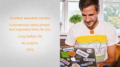 Memoto Lifelogging Camera a big hit at SXSW