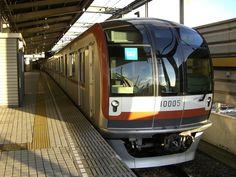 Tokyo Metro Yūrakuchō Line (有楽町線)