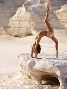 #yoga #beach #beautifulplace