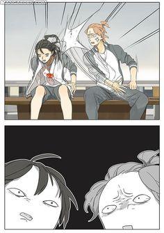 Manga Tamen De Gushi - Chapter 120 - Page 0 Anime Girlxgirl, Yuri Anime, Anime Kawaii, Anime Comics, Anime Art, Fille Anime Cool, Tan Jiu, Manhwa Manga, Funny Comics