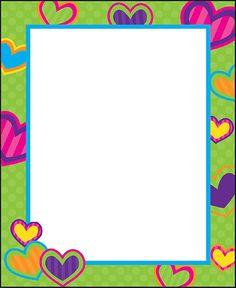 Sassy Dot Hearts Chart