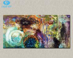 Aliexpress.com: Comprar 2016 pintura de la lona de Decoracion solo Panel Michel Keck arte nunca dejar de pared Pictures Home Decoration sin marco impreso de marco fiable proveedores en CHENFART