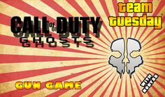 Team Tuesday - COD Ghosts : XBOX ONE - Gun Game CLUTCH!