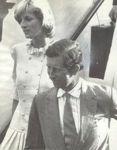 On Wednesday May 11th in 1983 Prince Charles and Princess Diana returned from their 10-day holiday on the island of Eleuthera in the Bahamas.