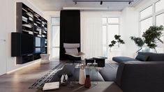 2 Sleek Homes that are Unapologetically Modern