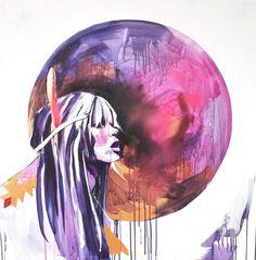 Artwork We Love: Paintings By Hannah Adamaszek | Free People Blog