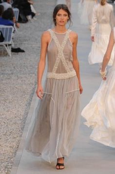 Chanel Cruise 2012 Collection