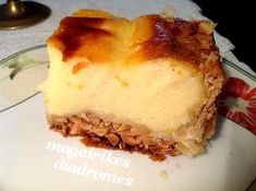 Recipe Images, International Recipes, Sweet Treats, Deserts, Food And Drink, Pie, Sweets, Dessert, Desserts