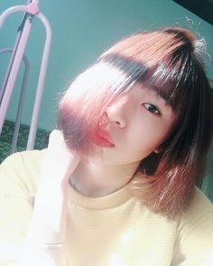 Hơn 2 năm rồi tóc không thẻ dài ra nổi 💋#mygirl #beautiful #thankyou #photograpy #photography #photographer #picsart #picoftheday #pictures #like4like #like4follow #hairstyle #haircolor #shorthair #newhair #fashionbaby #fashionista