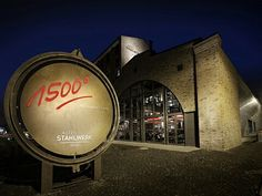 Altes Stahlwerk - Restaurante 1500