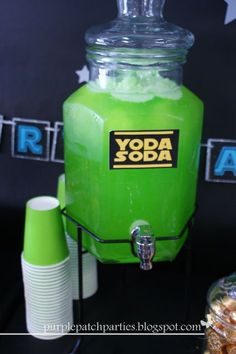 Lisa C's Birthday / Star Wars - Photo Gallery at Catch My Party