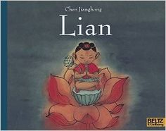 Lian by Chen Jiang Hong Chen, Lotus, Lectures, Children's Book Illustration, Winnie The Pooh, Childrens Books, Fairy Tales, My Books, Disney Characters
