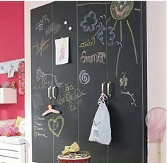 Zorpia Removable Decorative Blackboard Chalkboard Wall Paper Sticker Decal - Sticky Back Chalkboard Contact Paper Roll - Self-adhesive and Water Resistant - Great for Walls x ) Chalkboard Contact Paper, Chalkboard Stickers, Blackboard Paint, Chalk Wall, Black Chalkboard, Wall Stickers Murals, Vinyl Wall Decals, Sticker Vinyl, Liquid Chalk Pens