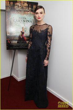 Keira Knightley & Olivia Wilde: 'Anna Karenina' Screening! | keira knightley olivia wilde anna karenina screening 14 - Photo