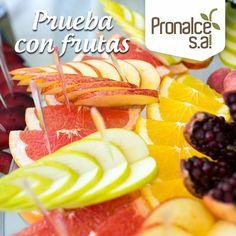 Las frutas ayudan a saciar el hambre de forma saludable. #TipsPronalce.  #Pronalce #Avena #Wheat #Trigo #Cereal #Granola #Fit #Oats #ComidaSaludable #Yummy #Delicious #Tasty #Instagood #Delicioso #Sano #HealthyFood #Breakfast #Protein #Nutrición #Cereales