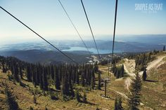 Family Travel in Northwest Montana: Whitefish Mountain Resort - looks gorgeous and fun!