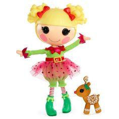 Christmas Lalaloopsy Doll   Holly Sleighbells
