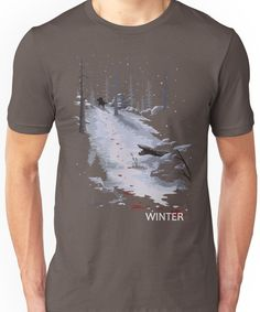 The Last of Us - Winter Unisex T-Shirt