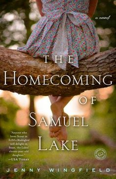 The Homecoming of Samuel Lake.....i literally was laughing then bawling through the entire book!!!!!