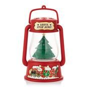 This ornament with light and sound will signal Santa to your home on Christmas Eve.