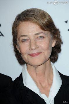 Charlotte Rampling à la conférence du presse du Festival Paris Cinéma, le 7 juin 2012.