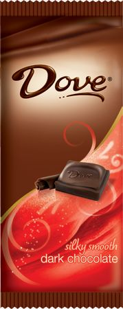 I love Dove dark chocolate-a weakness of mine!!!