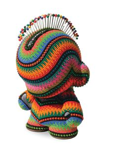 Jan Huling's beadwork. I totally lust for this.