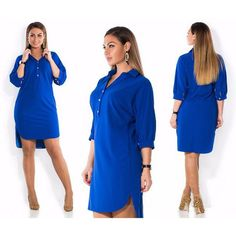 ukraine 6XL Plus Size For Women Summer Women Dress Solid V Neck Loose Mini Pockets Dresses Office Party Dress Vestidos Robe