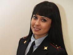 Police women in Russia