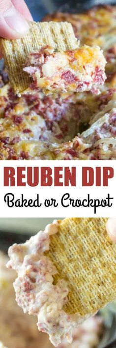 All the flavors of the classic sandwich in one easy, piping hot dip! Make this in your oven, on the stove top, or in a crock pot. It's always a crowd favorite!