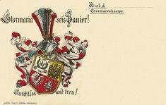 Christ, Fraternity, Kiel, Cards
