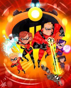 76 Best incredible 2 images in 2018 | Cartoon, Superhero