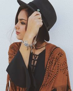 boho, boho chic, bohemian, western outfits,western ootd,lace up top