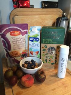 A good week starts with a good Sunday breakfast @Alpro_UK @dorsetcereals @LinwoodsFoods @Skinade #HealthyLife
