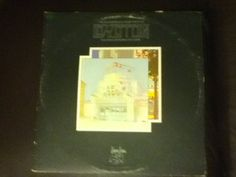 LED ZEPPELIN ,SOUNDTRACK,THE SONG REMAINS THE SAME ,8 PAGE BOOK 2 LP SET