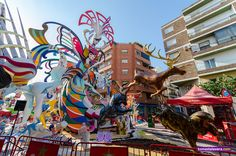 #Fogueres2015 - Carolinas Altas