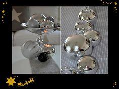 TIZIANO Adventskalender: Dekoideen in Silber im www.tiziano-shop.com