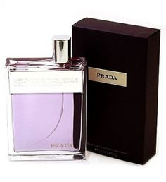 Prada Amber Pour Homme ~ I love it  when my husband wears this, he smells so sexy !  Good Stuff !