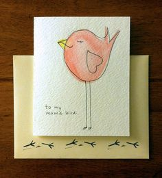 Happy Mother's Day from daughter by rewersdesigns on Etsy