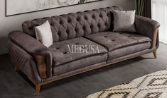 Star Sofa Set Three - Medusa Home - Star Sofa Set Three Informations About Star Koltuk Takımı Three – Medusa Home Pin You can easily - Sofa Furniture, Cheap Furniture, Luxury Furniture, Furniture Outlet, Garden Furniture, Couch Design, Living Room Sofa Design, Vintage Sofa, L Shaped Sofa Designs