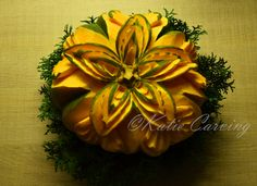 Beautiful pumpkin carving, food decoration for the dinner table. Food Decoration, Dinner Table, Geneva, Pumpkin Carving, Beautiful, Dinning Table, Pumpkin Carvings, Diner Table