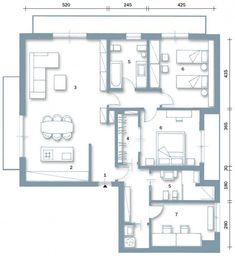 Piantina casa 100 mq nel 2019 piantine di case for Piantine di case