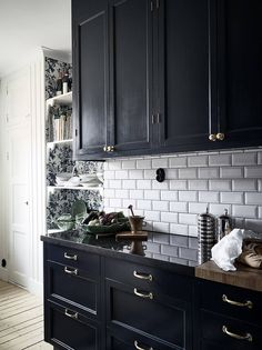 Gravity Home: Black & White Scandinavian Home