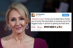 26 Times J.K. Rowling's Twitter Comebacks Made You Say