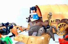 Playmobil anos 80