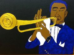 Blue Notes by TayesHouse on Etsy, $60.00