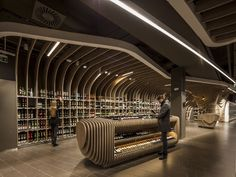 SPAR Flagshipstore / LAB5 Architects
