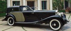 1930 Rolls Royce Phantom II Brewster Town